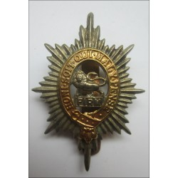 The Worcestershire Regiment Cap Badge