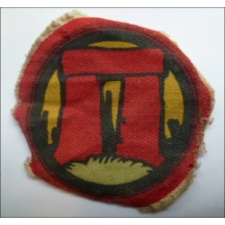 Salisbury plain district (southern command) formation patch