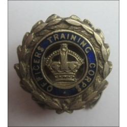 Officers Training Corps Lapel Badge