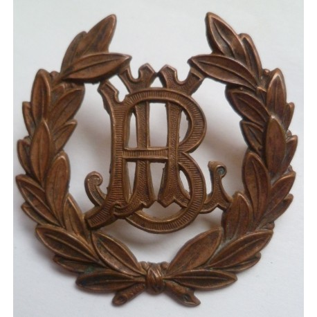 Jewish Lads Brigade Cap Badge