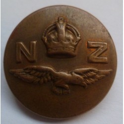 WW2 Royal New Zealand Air Force Tunic Button 25mm