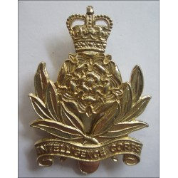 Intelligence Corps Anodised Cap Badge