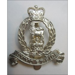 Adjutant Generals Corps Staybrite Cap Badge