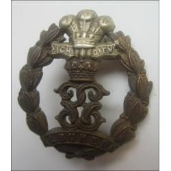 British Arym WW2 Middlesex Regiment Collar Badge