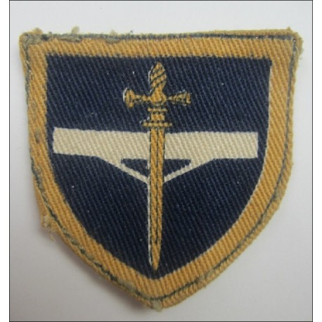 Royal Army Service Corps - Emergency Reserve Cloth Formation Badge