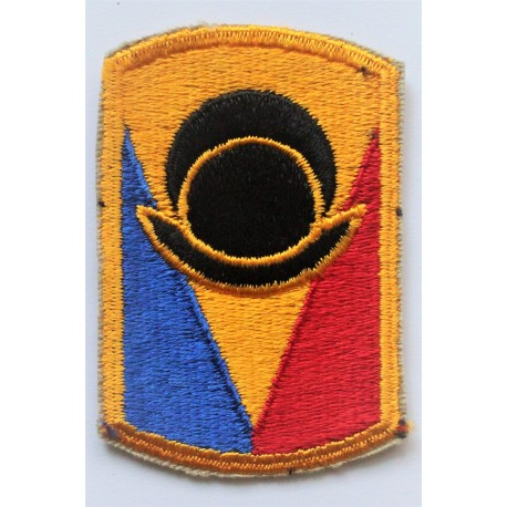 United States 53rd Infantry Brigade Combat Team Cloth Patch Badge US