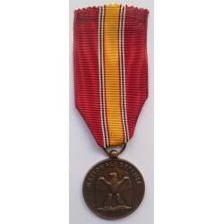 United States National Defence Medal US Army