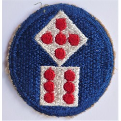 United States 11th Corps Cloth Patch Badge