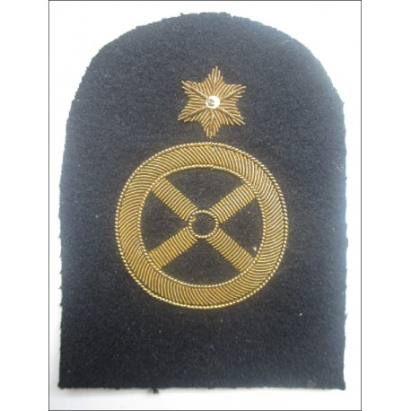 Royal Marines Drivers Trade Badge