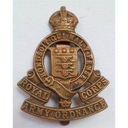 Royal Army Ordnance Corps Cap Badge British Army