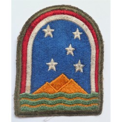 US Army South Atlantic Forces Cloth Insignia Badge