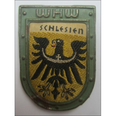WW2 German WHW (Winterhilfswerk) Schlesien Tinnie