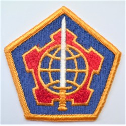 United States Army Military Personnel Center Cloth Patch/Badgege