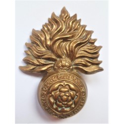 WW2 Royal Fusiliers Cap Badge British Army