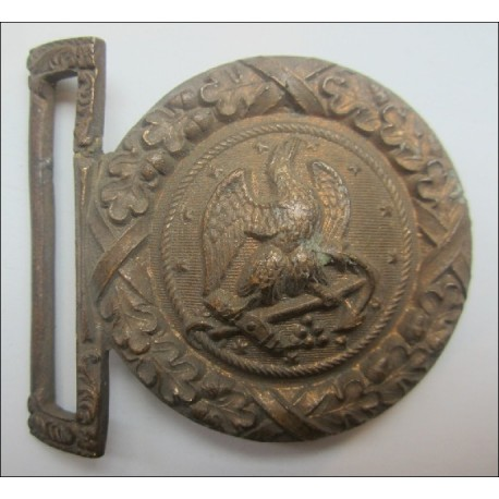 US Navy 19th Century Belt Buckle