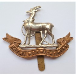 Royal Warkwickshire Regiment Cap Badge