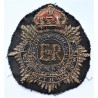 Royal Army Service Corps RASC Bullion Blazer Badge British Army WWII