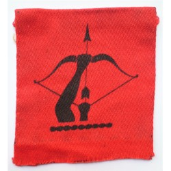 Anti-Aircraft Command Cloth Formation Sign 1st Pattern