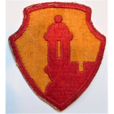 United States Army Antiles Department Patch/Badge WWII