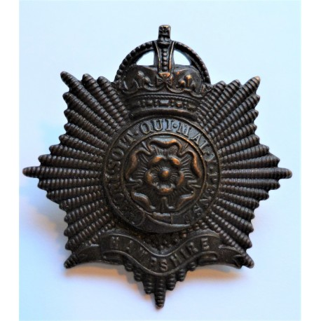 Hampshire Regiment Cap Badge British Army