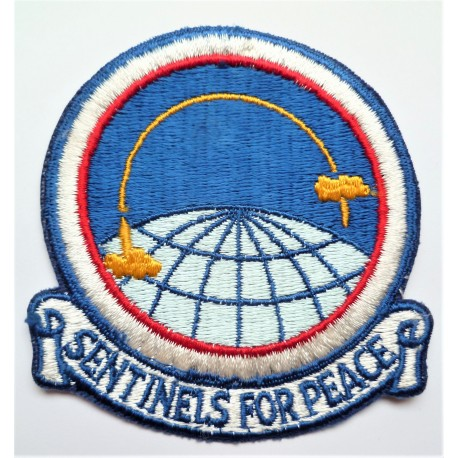 United States 351st Missile Wing Cloth Patch Badge USAF
