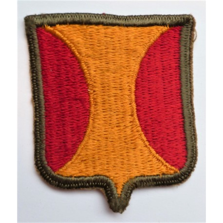 United States Panama Canal Cloth Patch
