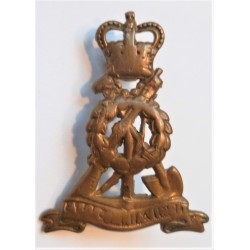 Labour Corps (Royal Pioneer Corps) Queens Crown Collar Badge British Army