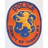 United States County Of Nassau N.Y. Police Patch