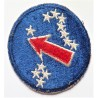 WWII United States Army Pacific Cloth Patch Badge