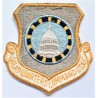 USAF Headquarters Command Cloth Jacket Patch