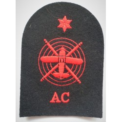Royal Navy Aircraft Controller And Helicopter Rate Qualification Badge