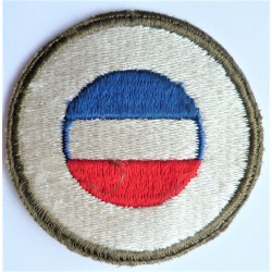 United States Army G.H.Q. Reserve Cloth Patch Badge