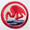 United States 318th Army Logistical Command Cloth Patch Badge