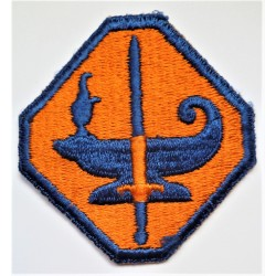 United States A.S.T.P. Cloth Patch Badge US Army Special Training Program