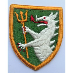 United States Army 108th Armoured Cavalry Regiment ACR Cloth Patch Badge