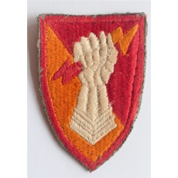 US Army 38th Artillery Brigade Cloth Patch Badge United States