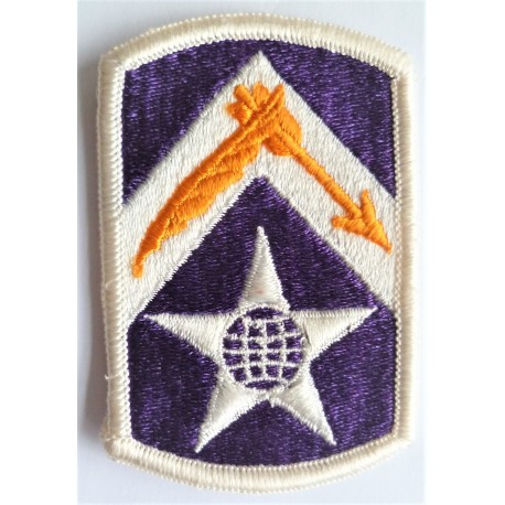 US Army 363rd Civil Affairs Brigade Cloth Patch Badge United States