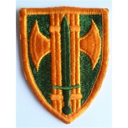 United States 18th Military Police MP Brigade Patch Badge