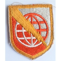 United States Strategic Communications Command Patch Badge US