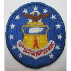 Early USAF 36th Tactical Fighter Wing Cloth Patch