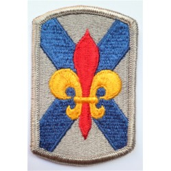 United States Army 256th Infantry Brigade Cloth Patch
