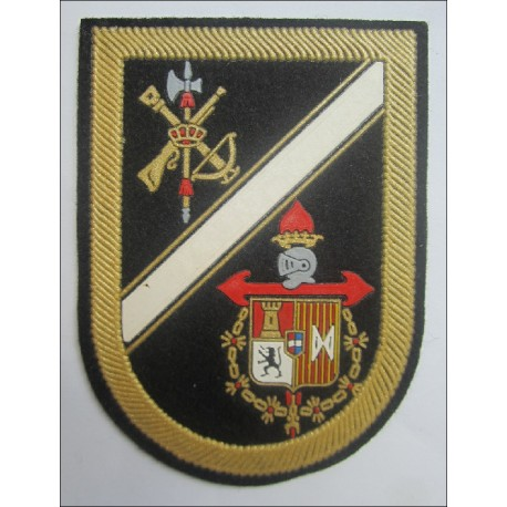 Spanish Foreign Legion shoulder sleeve insignia 3rd Tercio
