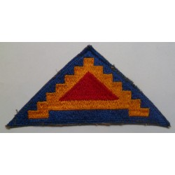 WW2 United States 7th Army Cloth Patch