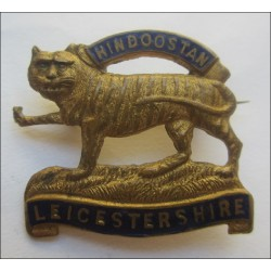 Leicestershire Regiment Sweetheart Brooch