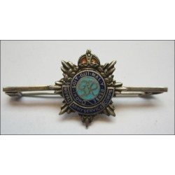 The Royal Army Service Corps Sweetheart Brooch