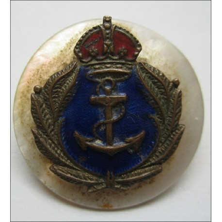 Royal Navy Sweetheart Brooch