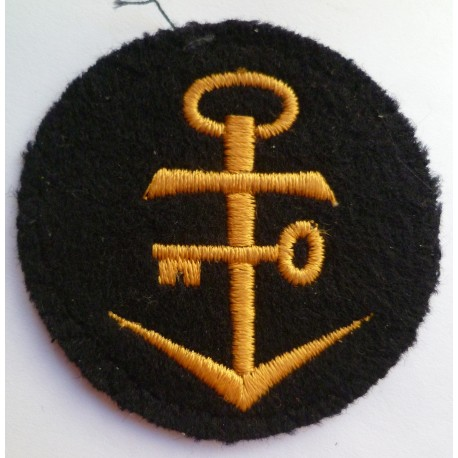 Bunderswehr German Navy Sleeve Trade Badge