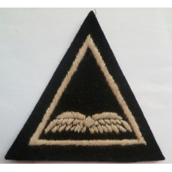 Royal Signals Air Formation Signals Cloth Badge Distinguishing Sign