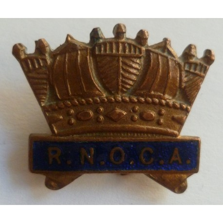 Royal Navy Old Comrades Association Lapel Badge