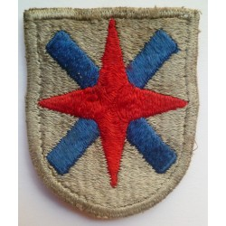 WW2 United States 14th Corps Cloth Patch